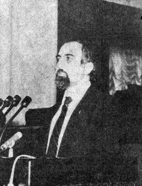 Պարույր Հայրիկյան: «Հայք», 14 նոյեմբերի, 1990թ.: