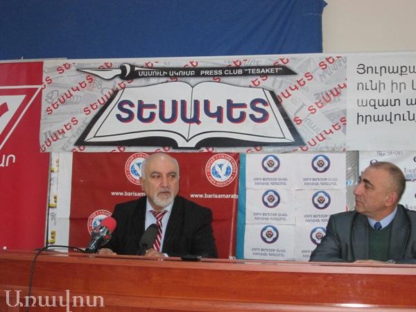 Պարույր Հայրիկյան` ՀՀԿ-ԲՀԿ բեւեռացումը արհեստական է