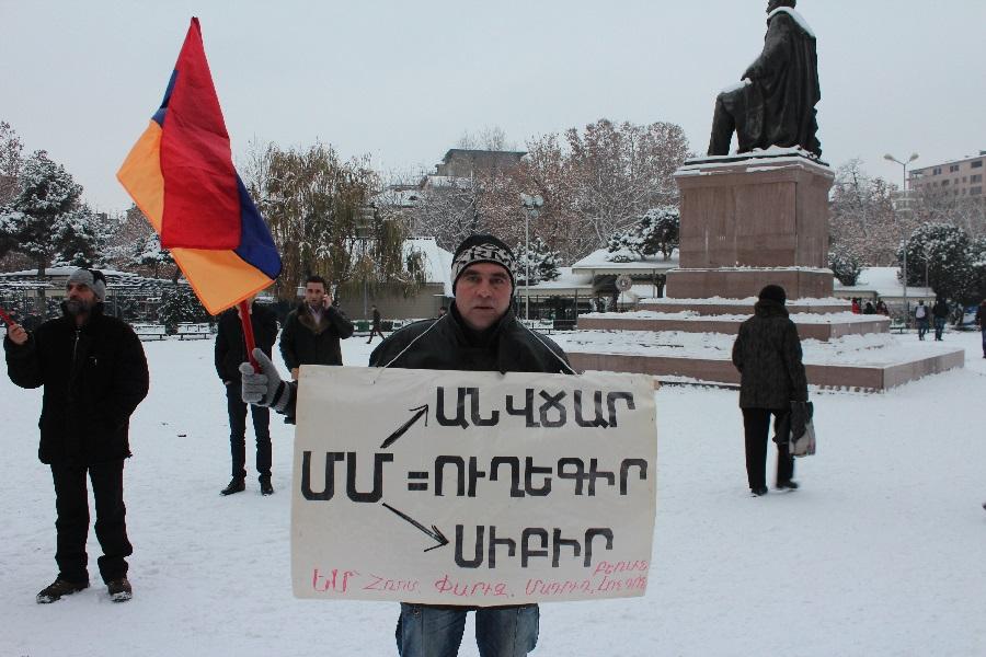 Հայաստանի անվտանգության պատրանքը վերջերս ամբողջությամբ «ջրվեց» (Տեսանիւթ)