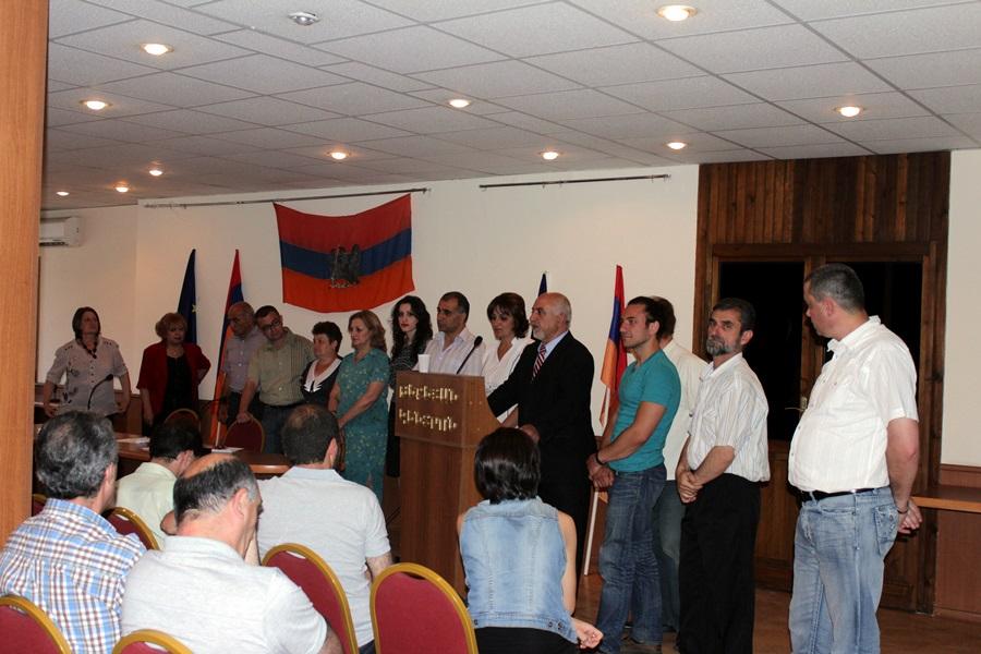 Մենք հայկական ժողովրդավարական կազմակերպություն ենք (Տեսանիւթ)
